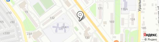 МОЁ-ТВОЁ на карте Миасса