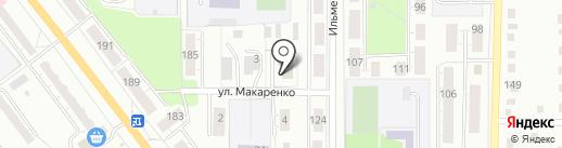 Спецмастер на карте Миасса