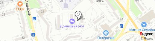 Домашний уют на карте Миасса