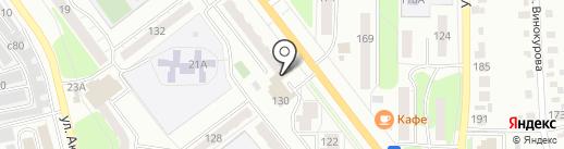 ОТВ-Миасс на карте Миасса