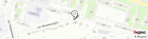 Торговая фирма на карте Нижнего Тагила