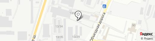 СпецАвтоТехника на карте Миасса