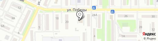 Миасский городской отдел судебных приставов на карте Миасса