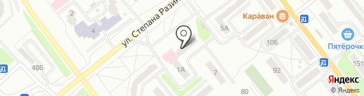 STEFANI на карте Миасса