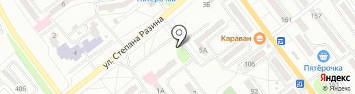 Закусочная на карте Миасса