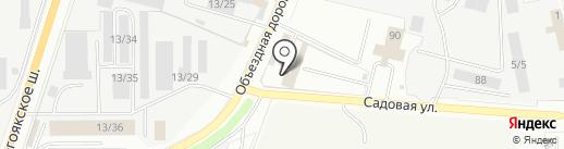 Авелон-сервис на карте Миасса