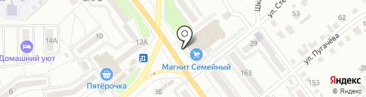 Comepay на карте Миасса