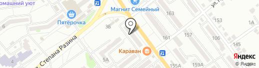 Wizard на карте Миасса