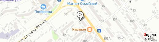 KD-AVTO на карте Миасса