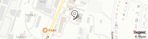 Cash Auto на карте Миасса