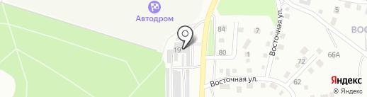 БиоТек на карте Миасса