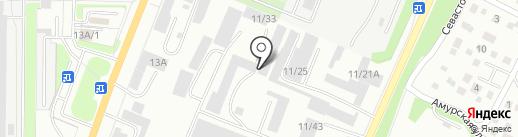 Торговый дом РМЗ на карте Миасса