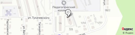Уралмашсервис на карте Миасса