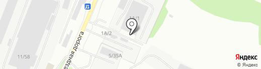 Завод Специальных Машин на карте Миасса