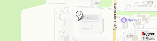 ПитСтоп на карте Миасса