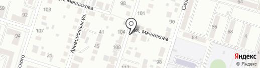 CampRock на карте Нижнего Тагила