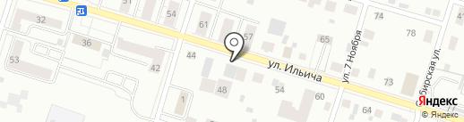 Юридическое агентство на карте Нижнего Тагила