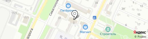 Дом быта на карте Миасса