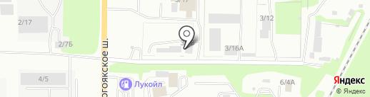 Автохолдинг Плюс на карте Миасса