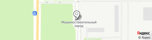 Банкомат, Сбербанк, ПАО на карте Миасса