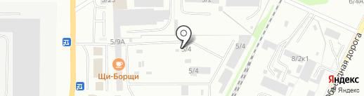 СпецТрансАвто на карте Миасса