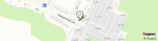 Миасский Завод Комплектующих на карте Миасса