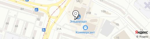 Банкомат, Росгосстрах банк, ПАО на карте Нижнего Тагила