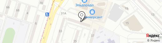 GIVE ROLL на карте Нижнего Тагила
