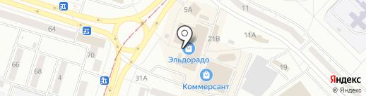 Русь на карте Нижнего Тагила