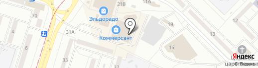 Компания по продаже памятников на карте Нижнего Тагила