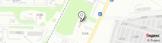Урал-ВЭМ на карте Миасса