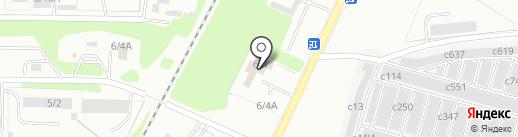 УралСтальМ на карте Миасса
