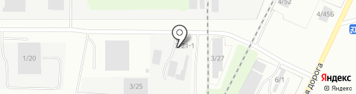 Информационные технологии на карте Миасса