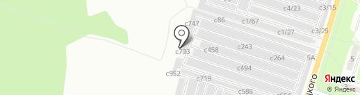 Йоки-сервис на карте Миасса