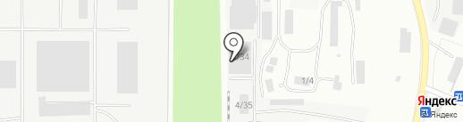 Миасский торгвый дом-Ситно на карте Миасса