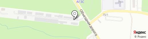 Транспортно-буровая компания на карте Миасса