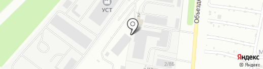 Миасский завод специализированных автомобилей на карте Миасса