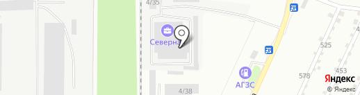 Миасский торговый дом-Ситно на карте Миасса