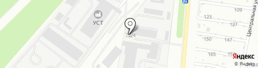 Эко-Сервис на карте Миасса