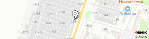 Авто-motors на карте Миасса