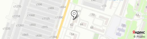 У Васильича на карте Миасса