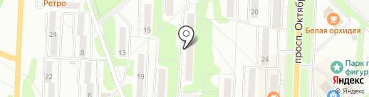 У Алены на карте Миасса
