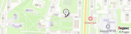 Вкусняшки у Любашки, магазин кондитерских изделий на карте Миасса