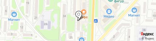 AkademiЯ на карте Миасса