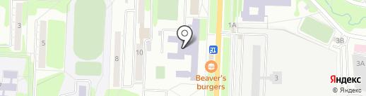 Дарина на карте Миасса