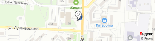 Flor2U.ru на карте Миасса