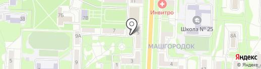 Альянс на карте Миасса