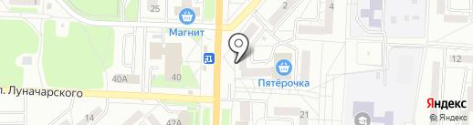 Информ-Сервис на карте Миасса