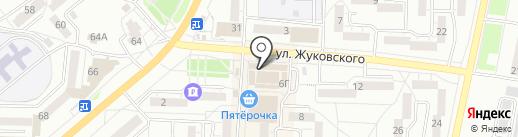 Магазин на карте Миасса