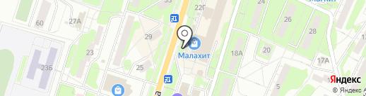 Займ Экспресс на карте Миасса
